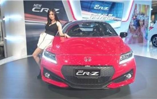 Sewa Ini Perubahan Baru Eksterior New Honda CR-Z