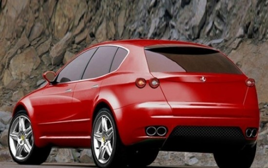 Sewa Ferrari Putuskan Garap SUV, Meluncur 2021
