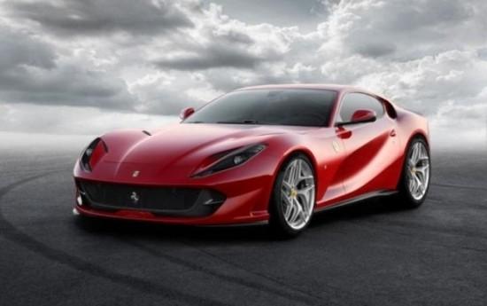 Sewa Tahun 2018, Ferrari 812 Superfast Siap Meluncur Ke Indonesia