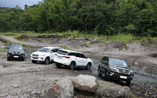Sewa Fortuner dan Avanza Dorong Kenaikan Penjualan Toyota