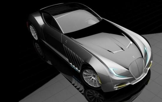 Sewa Godsil Manhattan, Mobil Mewah Bermesin V16 Calon Tandingan Rolls-Royce Sweptail?