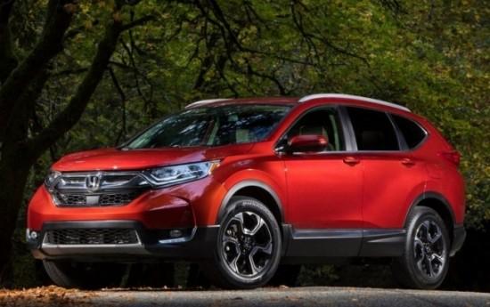 Sewa Honda CR-V Terbaru Diluncurkan Akhir April 2017
