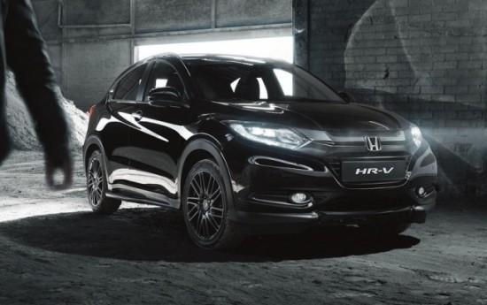 Sewa Honda Perkenalkan HR-V Black Edition