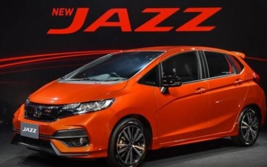 Sewa Honda Jazz Facelift Segera Mendarat di Indonesia Agustus Mendatang