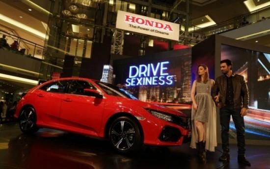 Sewa Berbagai Mobil Baru Honda Siap Bertempur di Pasar Global