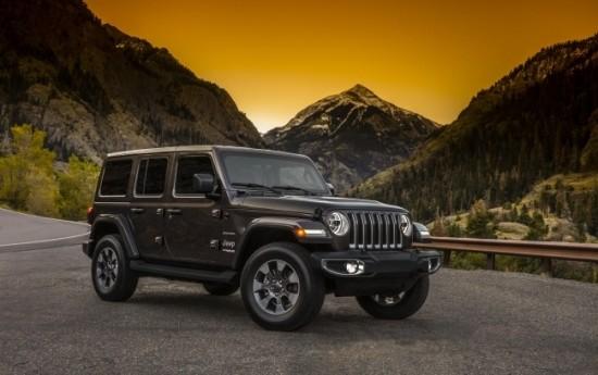 Sewa Ini Dia Jeep Wrangler Terbaru Untuk Tahun Depan