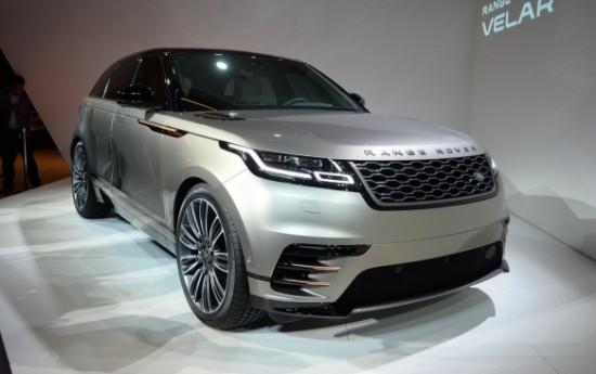 Sewa Range Rover Velar Baru Rp2 Miliar Mengaspal di Jakarta