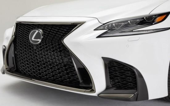 Sewa Lexus LS 500 Baru Tampil Lebih Sporty