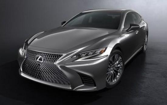 Sewa Lexus Bakal Resmikan LS 500h Bulan Depan