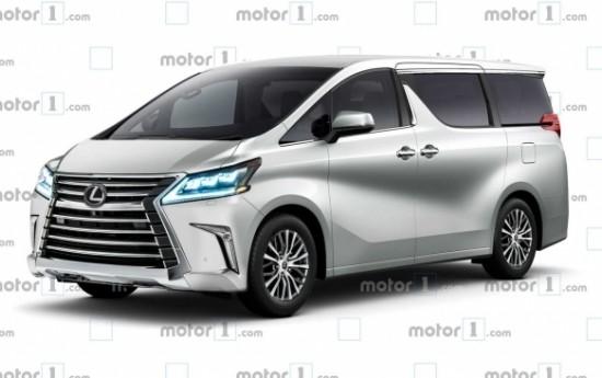 Sewa Ada Toyota Alphard Berlogo Lexus, Pertanda Apa?