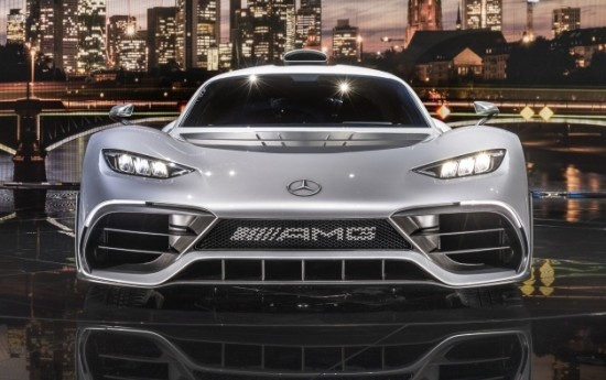 Sewa Rahasia Sentuhan AMG di Balik Produk-produk Mercedes