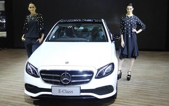 Sewa Akhirnya, Mercedes Benz New E Class pun Dirakit di Indonesia