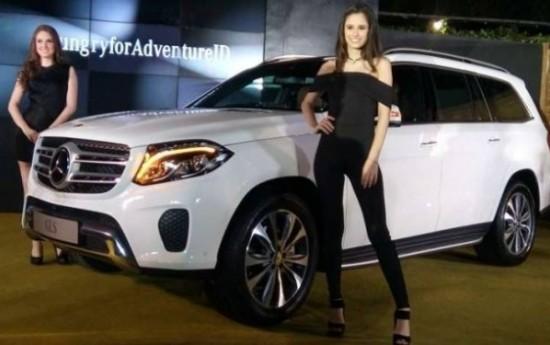 Sewa Mercedes-Benz GLS-Class Resmi Meluncur Di Indonesia