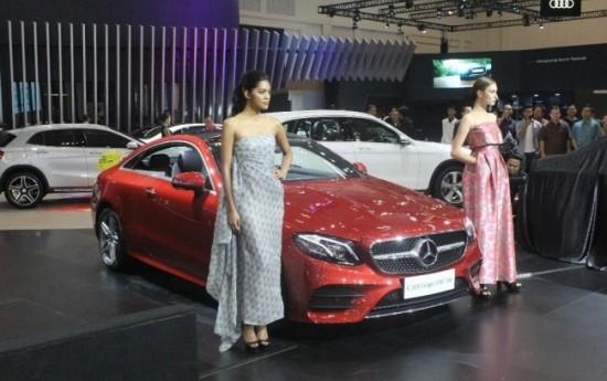 Sewa GIIAS 2017: Mercedes-Benz Kenalkan Hybrid Cerdas
