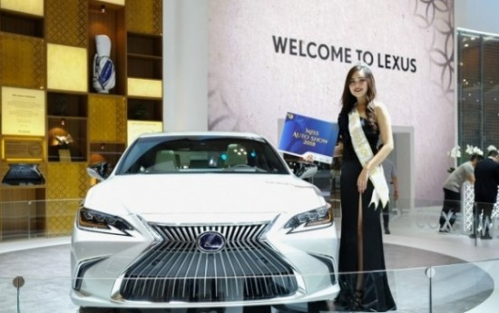 Sewa Penjualan Lexus Meningkat Tajam, Pasokan Malah Macet