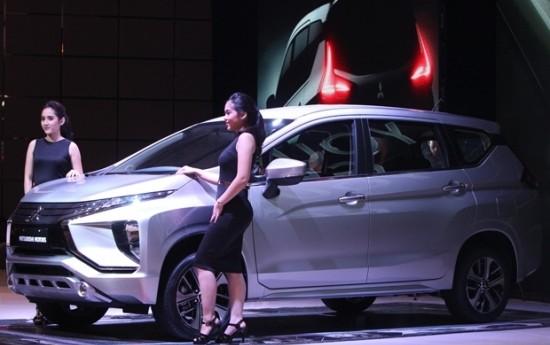 Sewa Penampilan Perdana Mitsubishi Next Generation MPV
