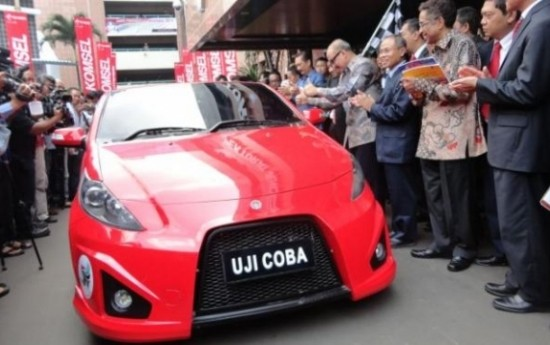 Sewa Indonesia Punya Teknologi Mobil Listrik, Kapan Masuk Industri?