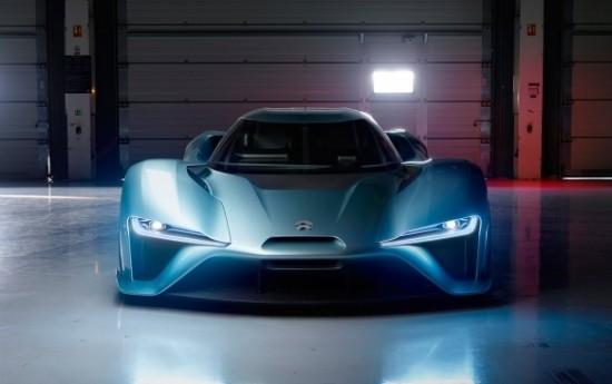 Sewa Mobil Listrik Tercepat Sedunia Asal Cina Dijual Tahun Depan