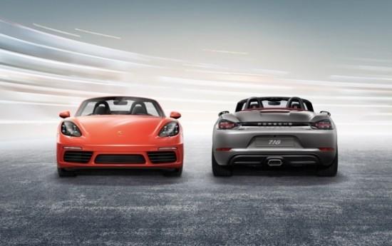 Sewa Porsche Segera Kembalikan Mesin 6 Silinder ke Model 718