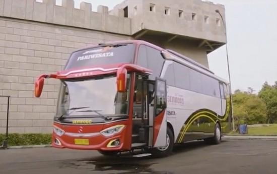 Sewa Mengulik Layanan Rental Bus Luxury Jakarta dari SEMBODO