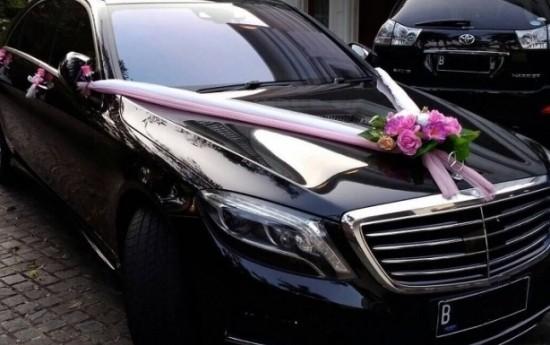 Sewa Sembodo Sedia Jasa Rental Mobil Mewah Jakarta sebagai Mobil Pengantin