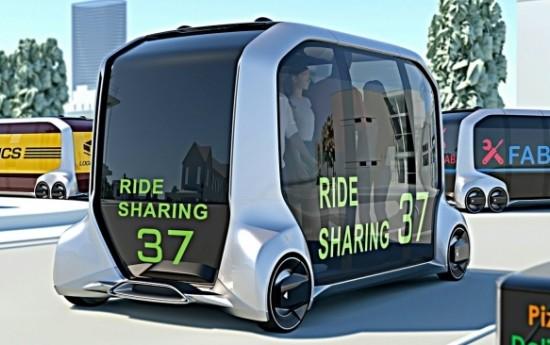 Sewa Inilah Mobil Komersial Masa Depan Dari Toyota Yang Mirip Pemanggang Roti