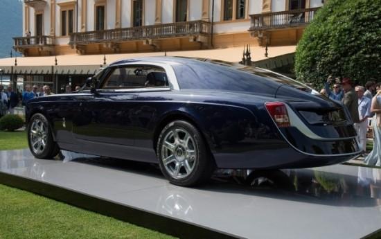 Sewa Rolls-Royce Sweptail, Selera Kemewahan Pemilik