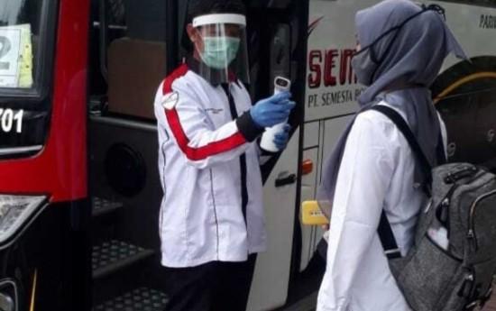 Sewa Tips Sewa Bus Jakarta dengan Aman Selama Pandemi Covid 19