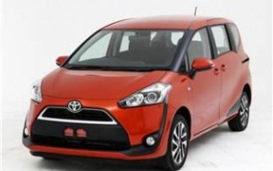 Sewa Toyota Genjot Produksi Sienta