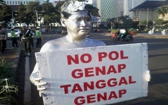 Sewa Ganjil Genap Berlaku Hari Ini, Mampukah Kurangi Macet Jakarta