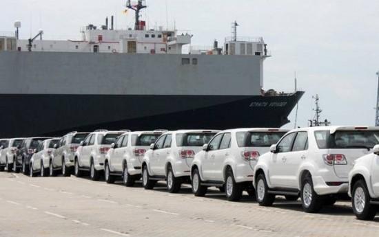 Sewa Toyota Indonesia Targetkan Peningkatan Ekspor 10 Persen