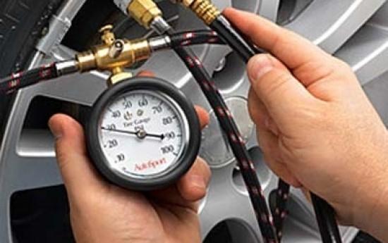 Sewa Mudik Jauh, Tekanan Angin Ban Mobil Cukup 29 Psi