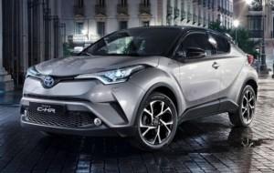 Mobil Pengantin Toyota C-HR Akan Diproduksi di Indonesia?