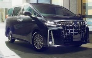 Mobil Pengantin Toyota Luncurkan Alphard 2018, Tampil Lebih Mewah