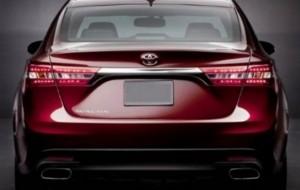 Mobil Pengantin Pakai Basis Camry, Toyota Siapkan Sedan Anyar