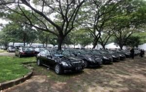 Mobil Pengantin Ini Syarat Mobil untuk Transportasi Rombongan Raja Arab