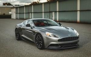 Mobil Pengantin Aston Martin Siapkan Rival Berat Ferrari 488 dan Lamborghini Huracan