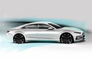 Mobil Pengantin Audi Dan Porsche Kolaborasi Mobil Masa Depan
