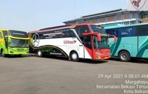Mobil Pengantin Bebas Antri di Terminal, Inilah Cara Beli Tiket Bus Online