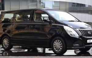 Mobil Pengantin New Hyundai H1, Belum Launching Sudah Jalan-Jalan