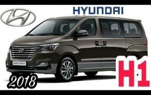 Mobil Pengantin Sambut 2018 Hyundai H1 (Grand Starex) Disegarkan