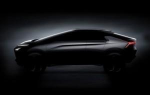 Mobil Pengantin Mitsubishi Akan Pamerkan Mobil Konsep e-Volution