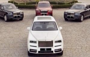 Mobil Pengantin Rolls-Royce Cullinan Akhirnya Sampai ke Pemiliknya