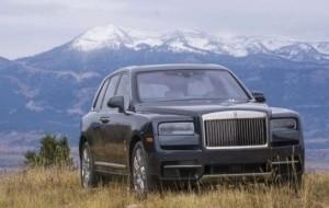 Mobil Pengantin Rolls-Royce Cullinan Dinilai Punya Tampilan Sangat Buruk