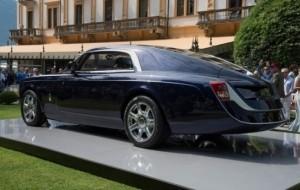 Mobil Pengantin Rolls-Royce