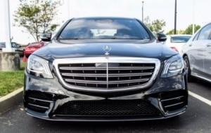 Mobil Pengantin Mercedes-Benz Indonesia Perkenalkan Enam Mobil Baru pada Star Expo 2017