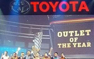 Mobil Pengantin Toyota Raih WOW Brand Award 2017