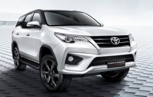 Mobil Pengantin Fortuner Facelift Akhirnya Resmi Dirilis di Thailand, Indonesia Kapan?