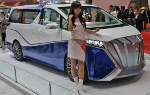Mobil Pengantin Ini Pendapat Toyota Soal Pembatasan Impor 3.000 cc