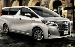 Mobil Pengantin Toyota Alphard 2019 Makin Mudah Diparkir